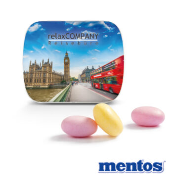 Starmint-Box, Mentos chewy candy