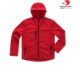 Active Softest Shell Hooded Jacket ST5240