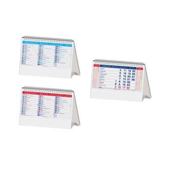 F04463 - BASIC Calendario da tavolo 12 ff. 19x14,2 ca.