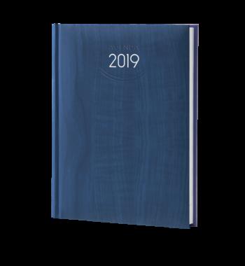 PASTEL DAILY XL SD Agenda 17x24 giornaliera S_D separati.